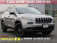 Options:  2016 Jeep Cherokee Sport|Beige|Check Out This