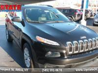 Jeep CERTIFIED! This smooth Sport, with its grippy 4WD,