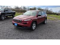 CARFAX 1-Owner, Jeep Certified, GREAT MILES 18,972!