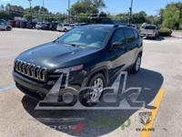 CARFAX One-Owner. Clean CARFAX. Black 2016 Jeep