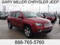 CARFAX 1-Owner, Excellent Condition, Jeep Certified,