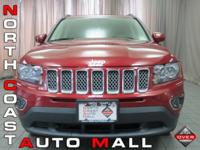 2016 Jeep Compass High Altitude Edition 4WD-Four wheel