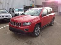 Introducing the 2016 Jeep Compass! A great vehicle and
