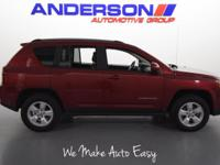 SAVE BIG AT ANDERSON DODGE BY CALLING 1- TODAY!! 49K
