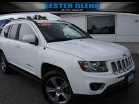 Check out this gently-used 2016 Jeep Compass we
