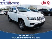 New Price! This 2016 Jeep Compass High Altitude in