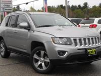 **** OFF LEASE TURN-IN VEHICLE **** This 2016 Jeep