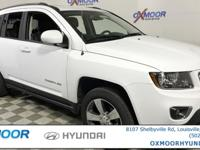 New Price! Jeep Compass Latitude CARFAX One-Owner.