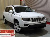 New Arrival! CarFax 1-Owner, This 2016 Jeep Compass