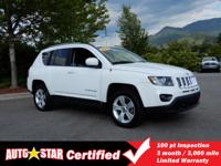 This terrific Jeep Compass is one of the most sought