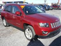 2016 Jeep Compass Latitude. Serving the Greencastle,