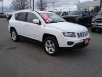This 2016 Jeep Compass Latitude is offered to you for