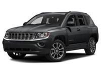 Introducing the 2016 Jeep Compass! You'll appreciate