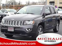 ONE OWNER - 4WD - MOONROOF - HEATED LEATHER SEATS -