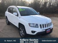 You can find this 2016 Jeep Compass High Altitude