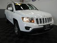 2016 Jeep Compass HIGH ALTITUDE 4WD WITH ONLY 18K