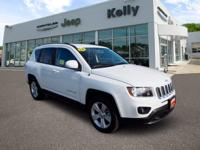 Very Nice, CARFAX 1-Owner, Jeep Certified. FUEL