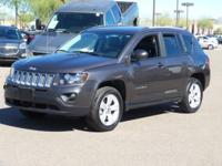 Clean CARFAX. CARFAX One-Owner. 4WD.  2016 Jeep Compass