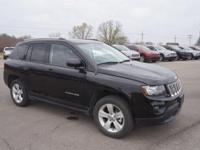 FUEL EFFICIENT 26 MPG Hwy/20 MPG City! Heated Seats,