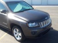 Safe and reliable, this Used 2016 Jeep Compass Latitude