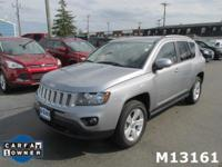 Options:  2016 Jeep Compass Latitude|Miles: 14533Color: