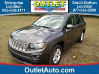 This outstanding example of a 2016 Jeep Compass