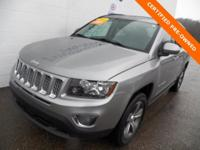 *** CERTIFIED PRE-OWNED CHRYSLER *** 2016 Jeep Compass