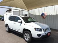 Introducing the 2016 Jeep Compass! Maximum utility
