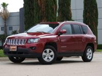 We are excited to offer this 2016 Jeep Compass. Drive