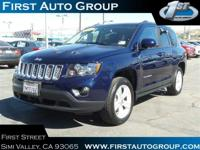 New Arrival! This 2016 Jeep Compass C will sell fast