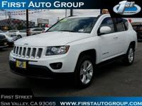 New Arrival! CarFax 1-Owner, This 2016 Jeep Compass C