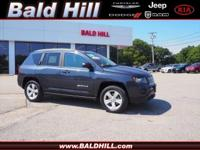Recent Arrival! Jeep Certified *, One Owner *, Compass