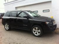 2016 Jeep Compass Sport Black Clearcoat 2.4L I4 DOHC
