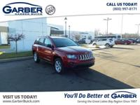 2016 Jeep Compass Sport! Featuring a 2.4L 4 cyls and