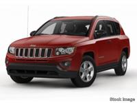Carfax 1-Owner, 2016 Jeep Compass, **ACCIDENT FREE