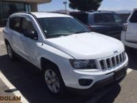 Introducing the 2016 Jeep Compass! It prioritizes