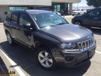 Introducing the 2016 Jeep Compass! Worthy equipment and