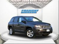 Options:  2016 Jeep Compass Compass|Gray|2.4L Inline