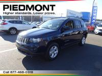 Look at this 2016 Jeep Compass FWD 4dr Sport. Its