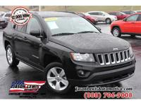2016 Jeep Compass Sport CARFAX One-Owner. 12Mth/12K