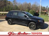 Options:  2016 Jeep Compass Sport. Carfax Buyback
