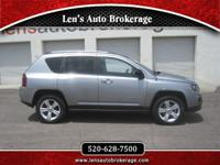 Options:  2016 Jeep Compass These Are Great Running And