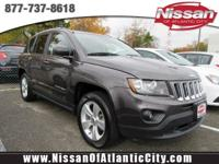 Check out this 2016 Jeep Compass Sport. Its