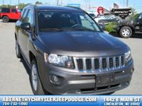 Options:  2016 Jeep Compass Sport|New Price! Certified.