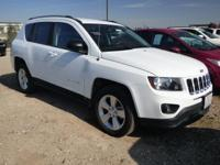Options:  2016 Jeep Compass Sport|Introducing The 2016