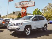 Options:  2016 Jeep Compass Sport|Carfax One-Owner.