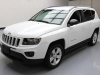 This awesome 2016 Jeep Compass comes loaded with the