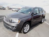 Options:  2016 Jeep Compass Sport|Sport|Sport 4Dr