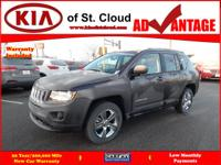 Options:  2016 Jeep Compass Sport|Sport 4Dr Suv|2.0L|4