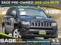 Introducing the 2016 Jeep Compass! It just arrived on
